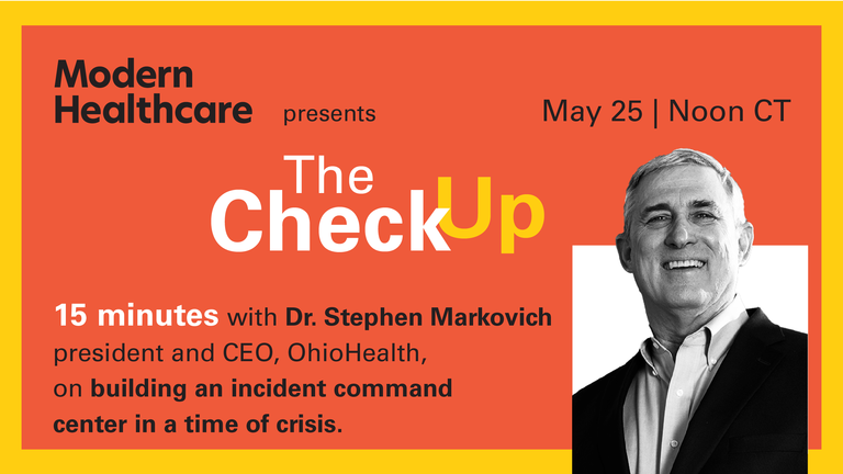 The Check Up with Dr. Stephen Markovich