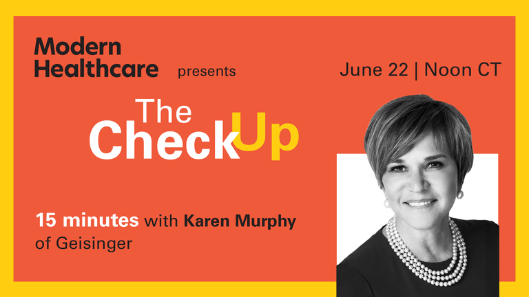 The Check Up with Karen Murphy