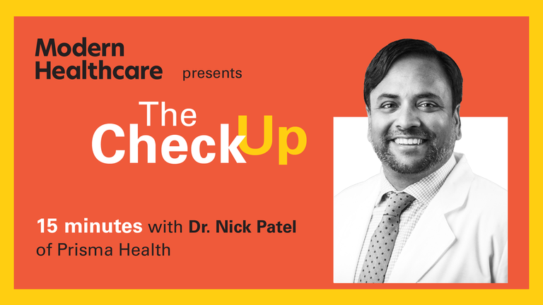 The Check Up: Dr. Nick Patel