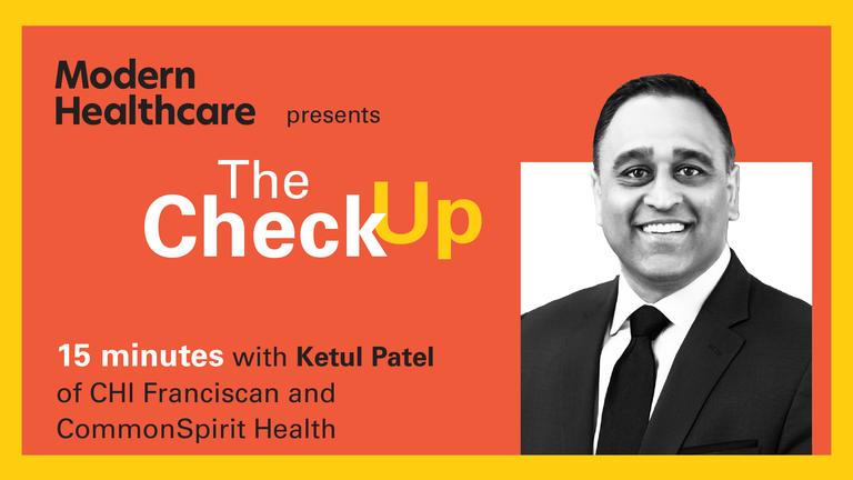 The Check Up: Ketul Patel