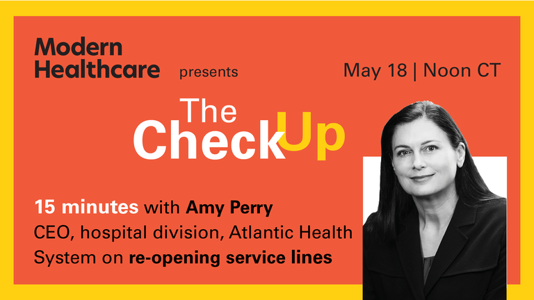 The Check Up with Amy Perry