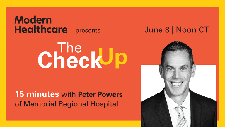 The Check Up: Peter Powers