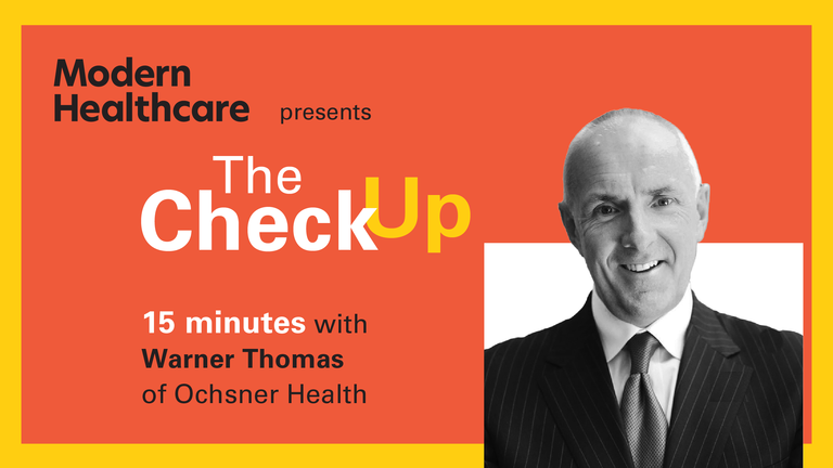 The Check Up with Warner Thomas