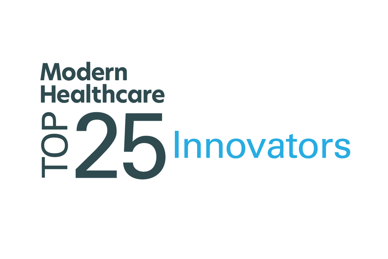Modern Healthcare Top 25 Innovators