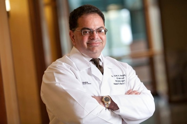 Dr. Cliff Megerian named CEO of University Hospitals