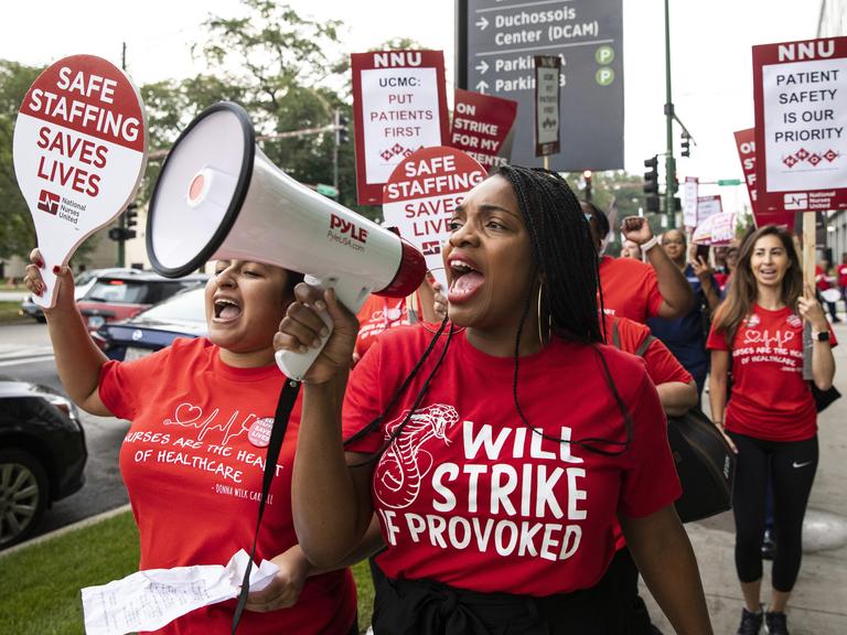 Nurses, University of Chicago hospital reach agreement