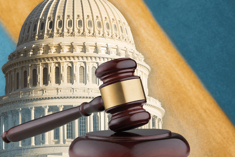 Provider liability protections could get caught in partisan fight