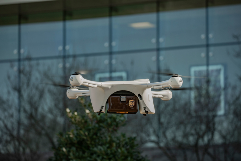 UPS to kick off drone delivery service with hospital campuses