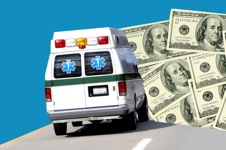 Ambulance providers strained bylack ofreimbursement fortreat-at-home cases