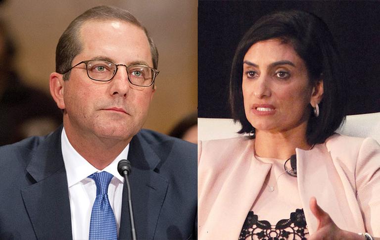 Week Ahead: House Democrats threaten Azar, Verma with subpoenas prior to hearing