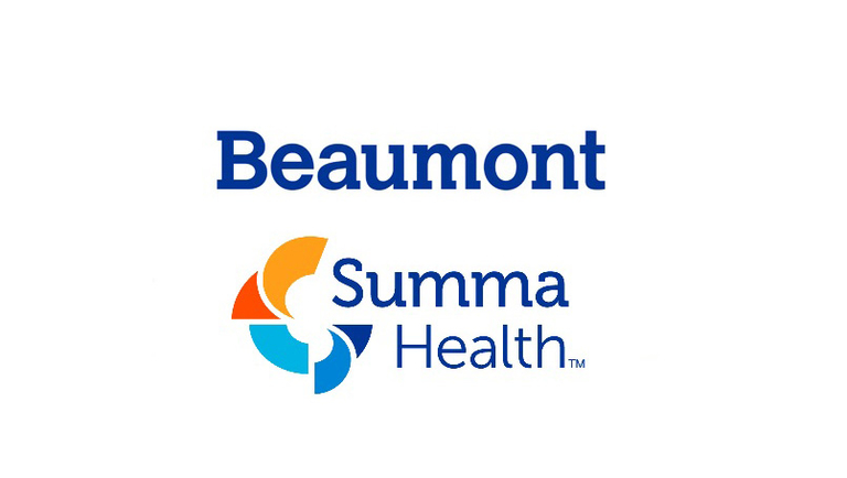 Beaumont Health, Summa Health deal moves forward