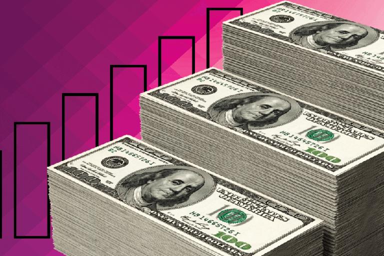 cash flow increasing