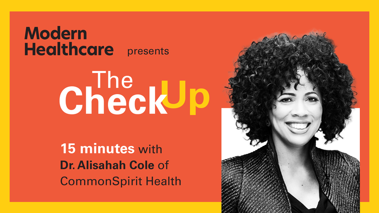 The Check Up: Dr. Alisahah Cole