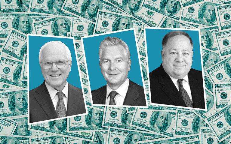 Ex-CEOs at for-profits remain on payroll as consultants