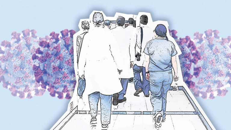 Why healthcare providers are sidelining employees amid coronavirus pandemic