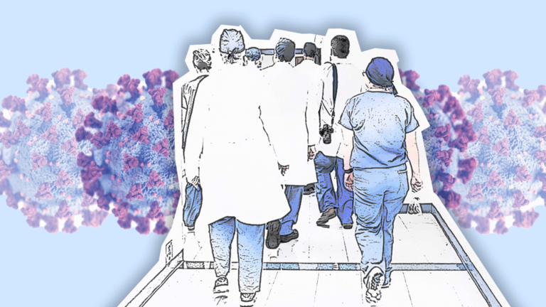 Why the pandemic has energized hospital unions
