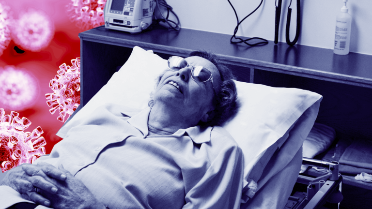 Nursing homes have thousands of ventilators that hospitals desperately need
