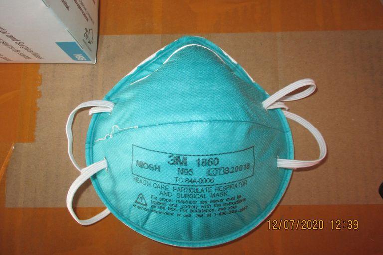 FDA: N95 masks, now plentiful, should no longer be reused