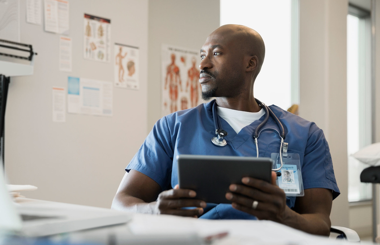 Lack of diversity in healthcare likely to continue, study finds