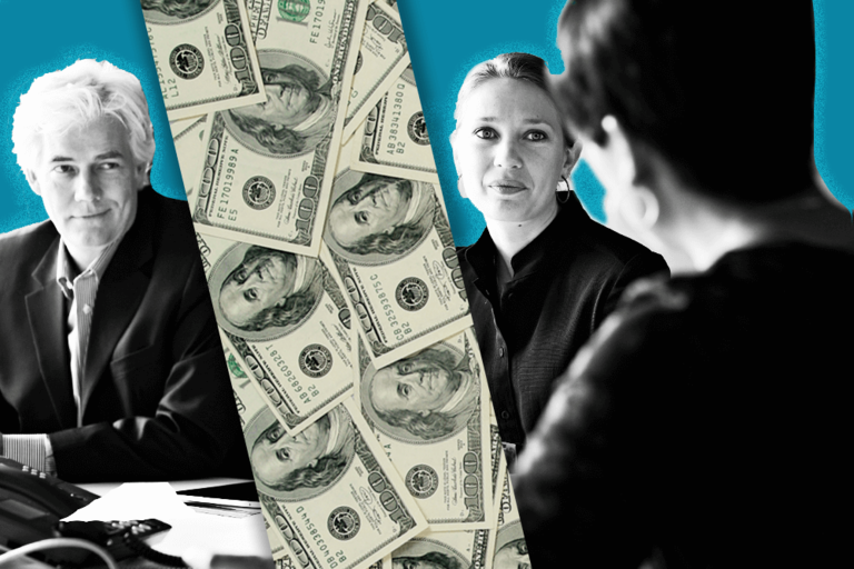 Gender pay gap at healthcare associations mirrors the industry
