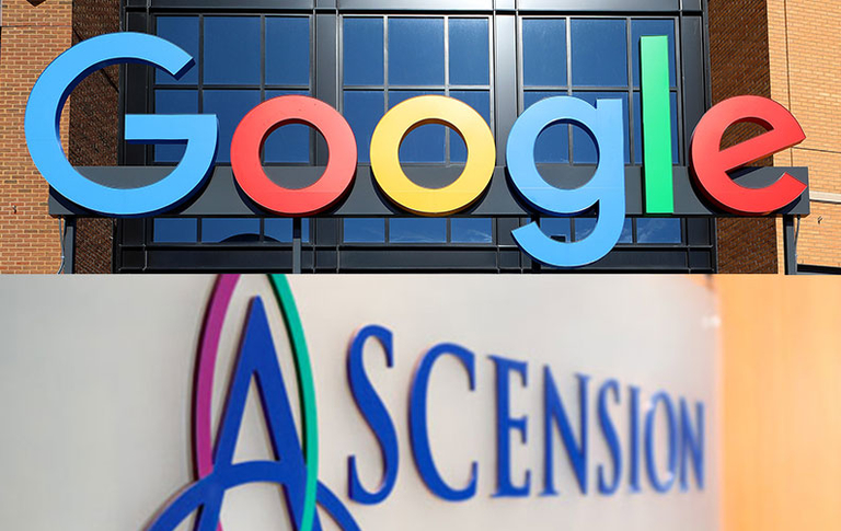 Ascension to expand pilot of Google EHR search tool