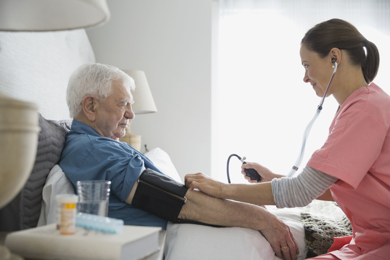 Rising demand for long-term home care signals looming crisis