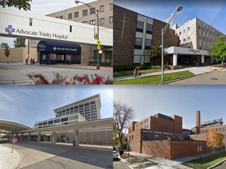 Four Chicago hospitals to merge