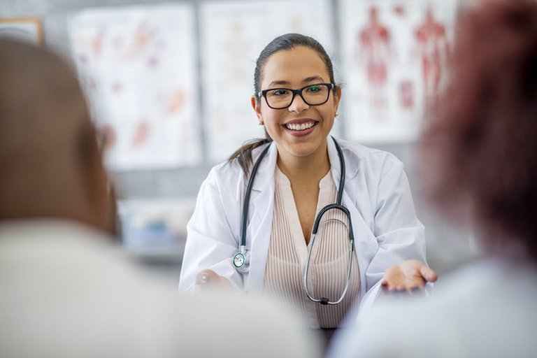 doctor stock image nuance