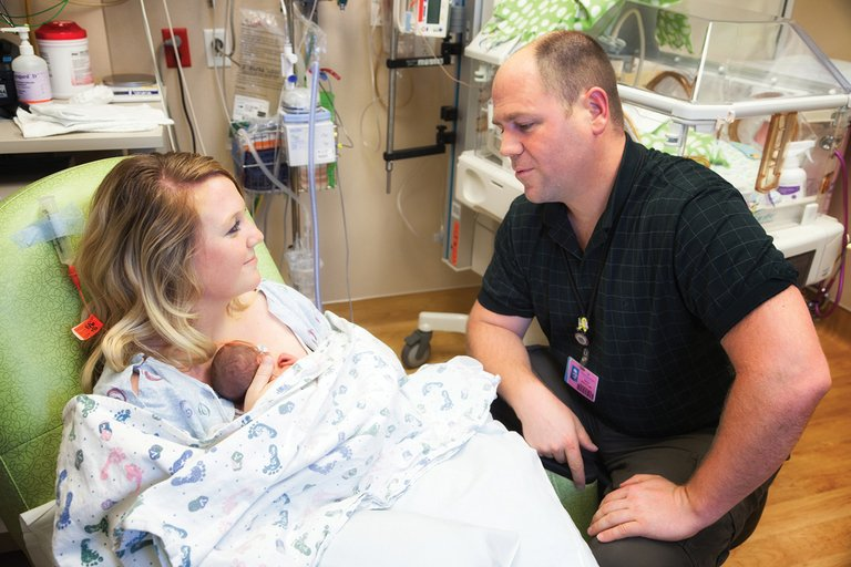 Fewer tests, treatments for NICU babies reduces infections, cuts costs