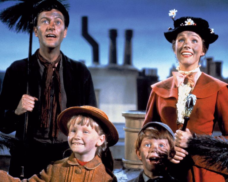 Cast of Mary Poppins