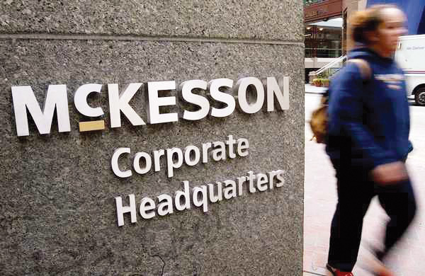 McKesson hid security flaws that fueled opioid epidemic, lawsuit alleges