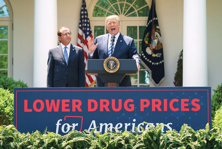 HHS moves forward with prescription drug import plan
