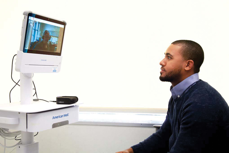 Using telehealth to conduct medication reconciliation