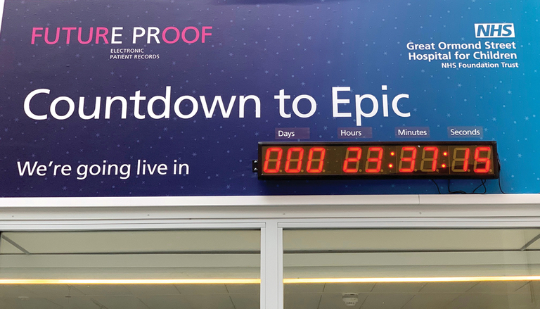 Children's Hospital of Philadelphia providers help with Epic go-live in London