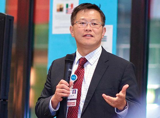 Meet Dr. Jaewon Ryu, Geisinger's new chief executive
