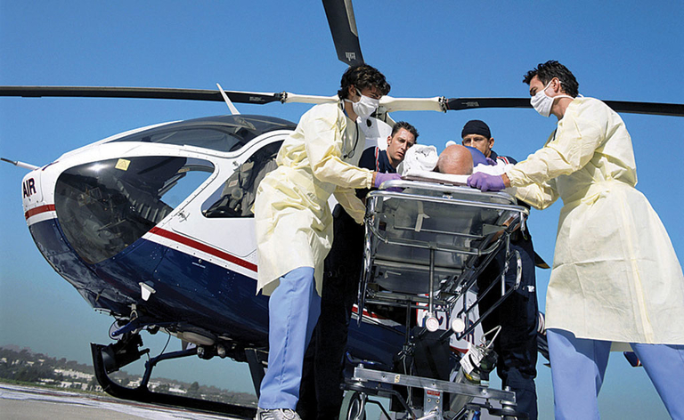 CMS rejects Wyoming plan to lower air ambulance costs