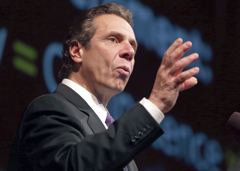 N.Y. governor looks to shift Medicaid burden onto New York City and counties