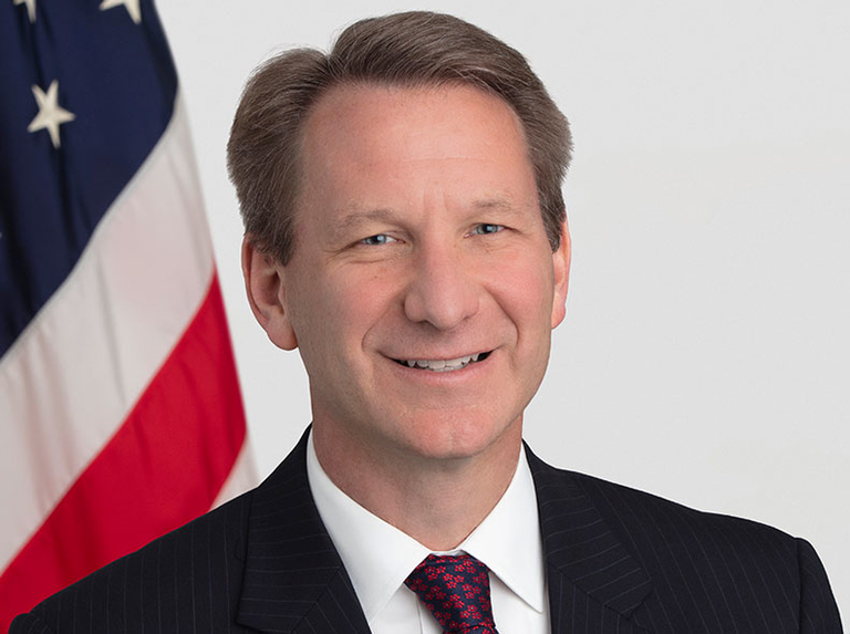 FDA's acting commissioner Dr. Ned Sharpless returns to NCI
