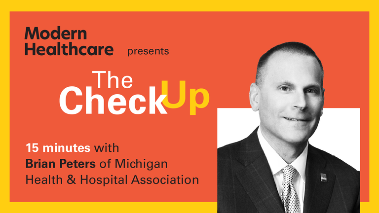 The Check Up: Brian Peters