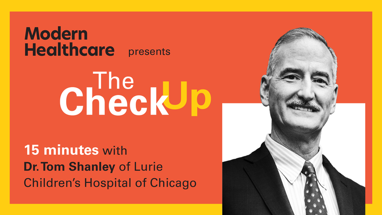 The Check Up: Dr. Tom Shanley