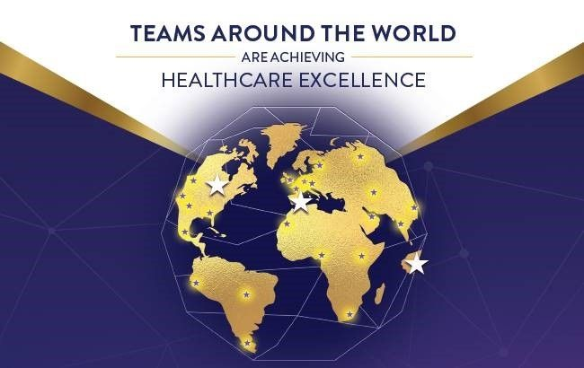 teams around the world are achieving healthcare excellence image