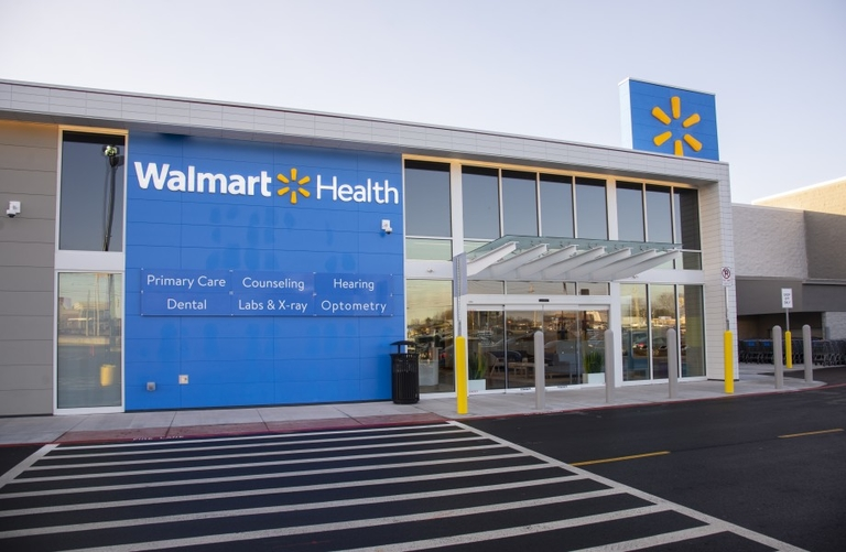 Walmart tests leap into healthcare business by opening second clinic