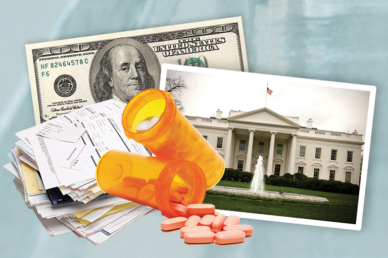 Trump's executive order on drug rebate rule may not be binding
