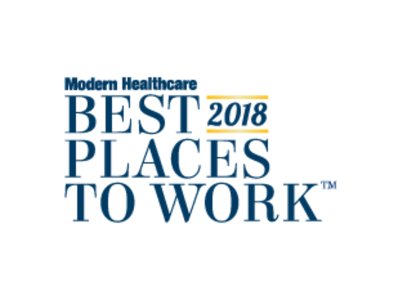 Modern Healthcare Best Places To Work 2020 Best Places to Work in Healthcare   2018 (alphabetical list)