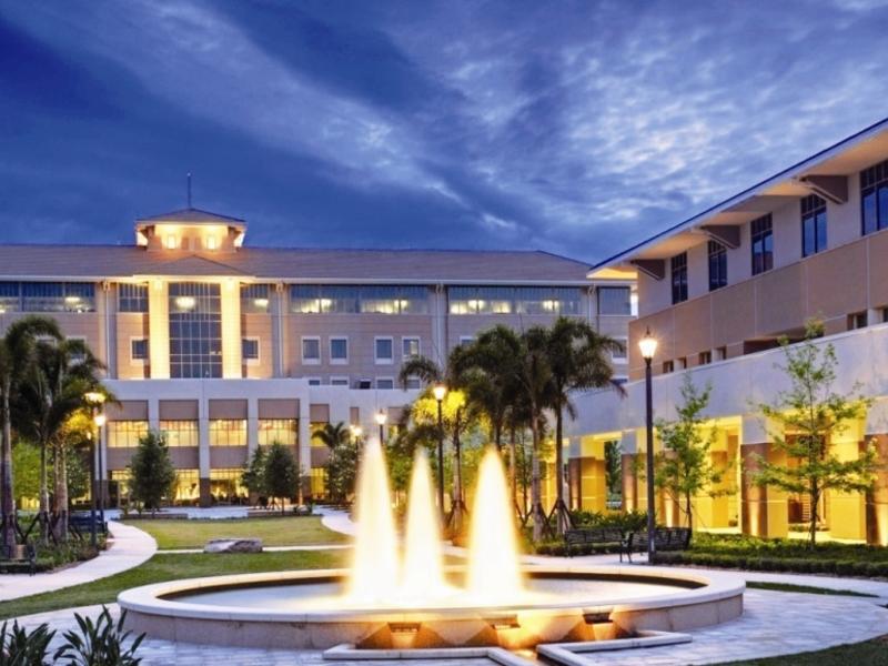 Citation Built Health First Viera Fla Hospital