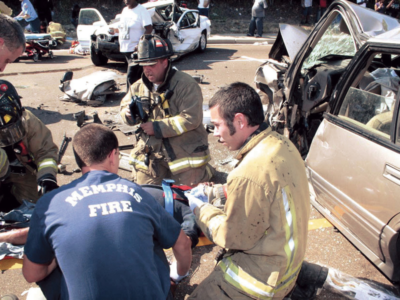Trauma in EMS
