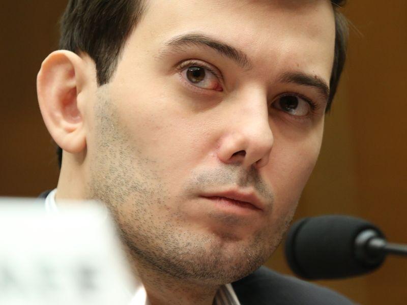 Photo of 'Delusional' Martin Shkreli denied prison release by judge