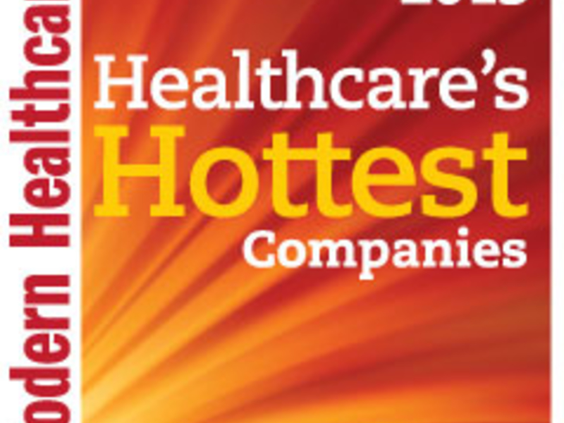 Healthcare's Hottest for 2013—40 of the healthcare industry's