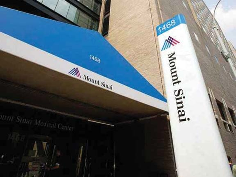 Mount Sinai medical school to cap debt at $75K for students