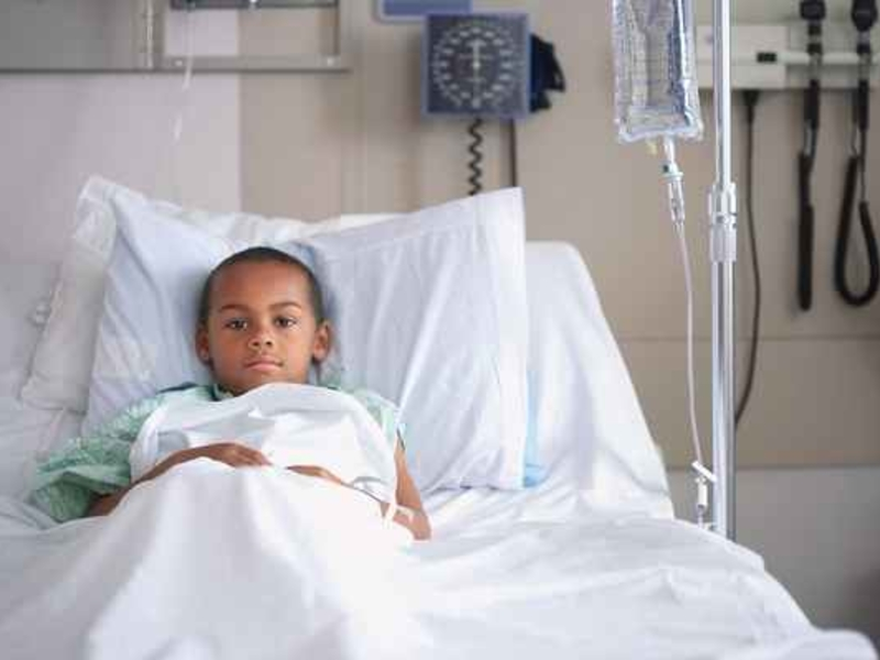 Covid 19 Pandemic Hurts Pediatric Hosptials Finances